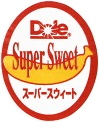dole-sweet Bananalabel