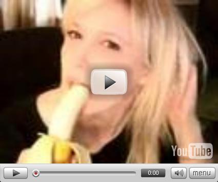 When women eat bananas